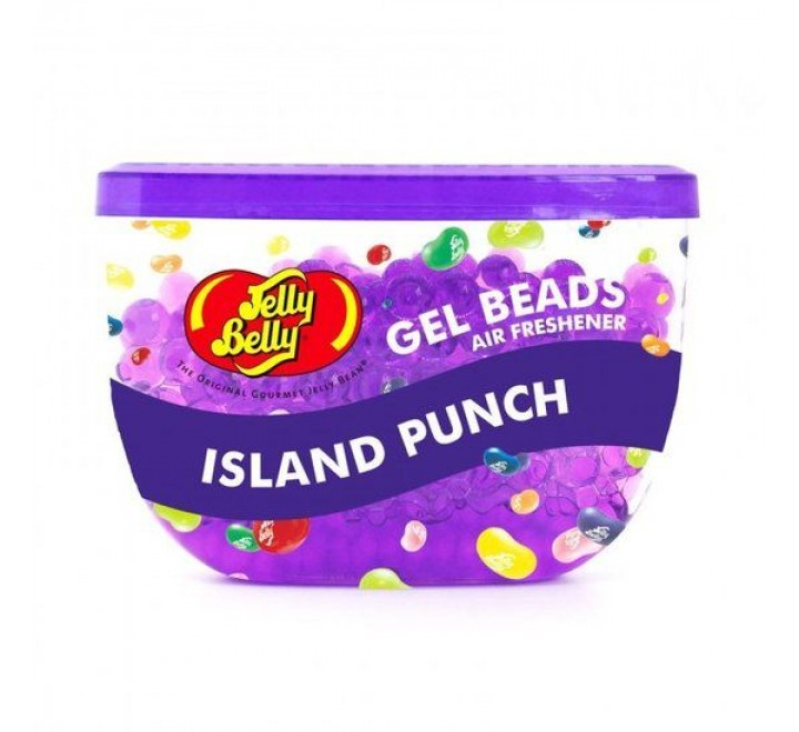 Jelly Belly Gel Beads Air Freshener, Island Punch (150g)