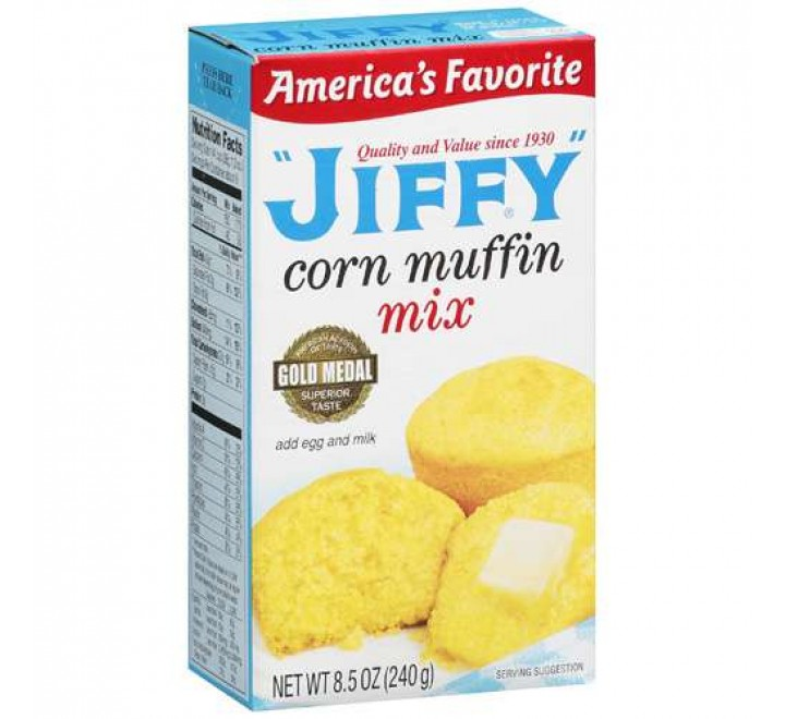 Jiffy Corn Muffin Mix (240g)