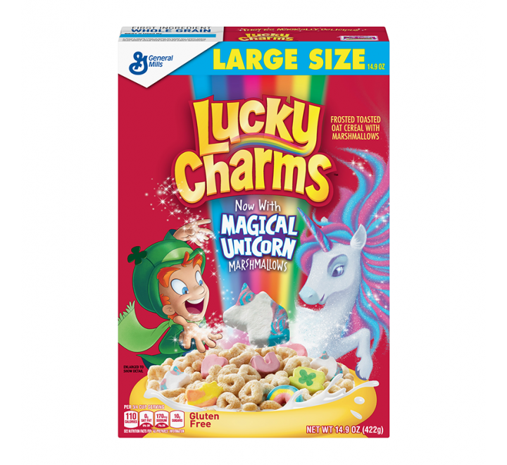 Lucky Charms Original, Large (10x422g) VOLUME
