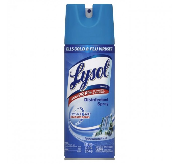 Lysol Disinfectant Spray Spring Waterfall (354g)