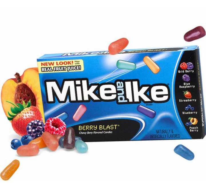 Mike and Ike Berry Blast, Theater Box (141g)