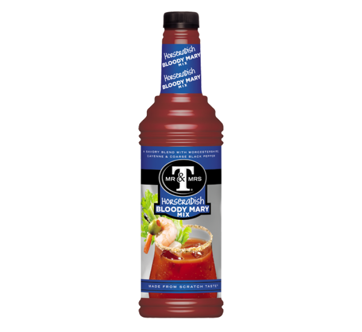 Mr & Mrs T Horseradish Bloody Mary Mix (1L)