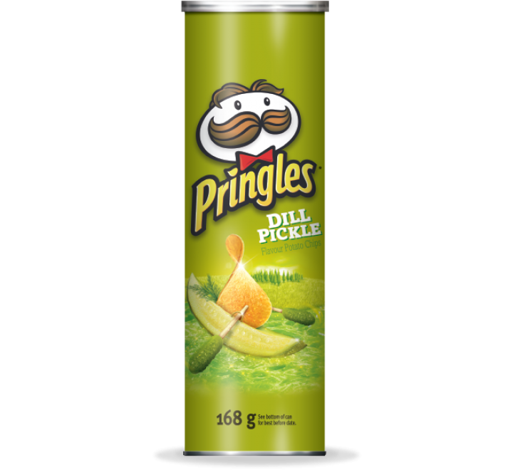 Pringles Screamin' Dill Pickle (169g) USfoodz