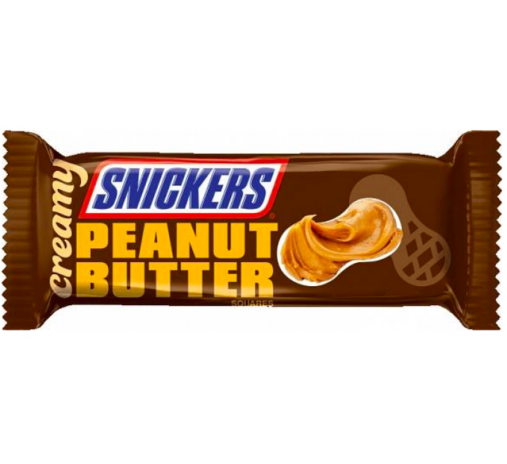 Snickers Creamy Peanut Butter (39g)