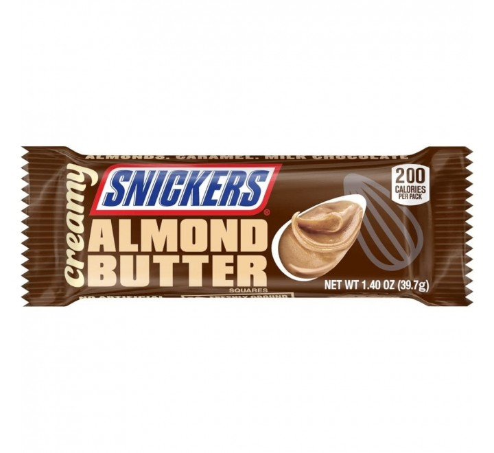 Snickers Creamy Almond Butter (39g)