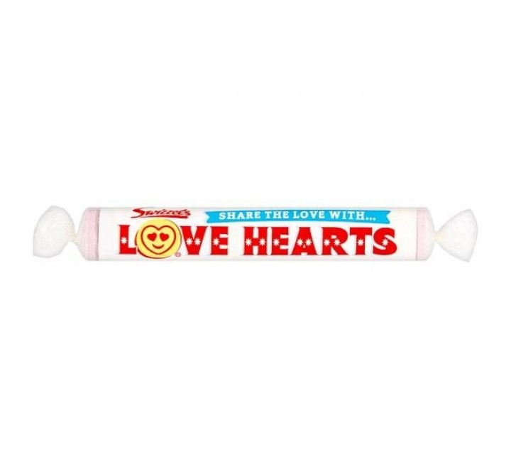 Swizzels Giant Love Hearts (39g)