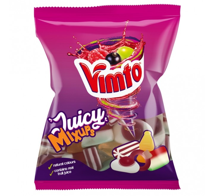 Vimto Juicy Mixups, Bag (140g)