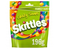 Skittles Crazy Sours (196g)