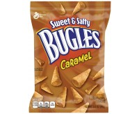 Bugles Sweet & Salty Caramel (170g)