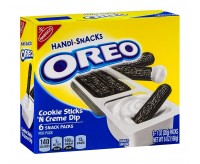 Oreo Handi Snacks, Cookie Sticks 'n Creme Dip (6 Packs)