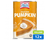 America's Finest, Solid Pack Pumpkin (425g)