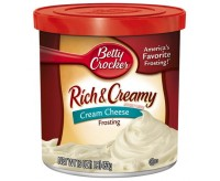 Betty Crocker Frosting, Cream Cheese (453g)