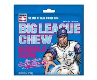 Big League Chew Bubble Gum, Curveball Cotton Candy (60g)