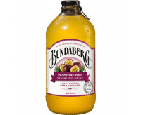Bundaberg Sparkling Drink, Passion Fruit (12x375ml)