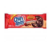 Chips Ahoy! Chewy Chocolate Cookies with Reese's Peanut Butter Cups (269g)