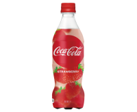 Coca Cola Strawberry (500ml)