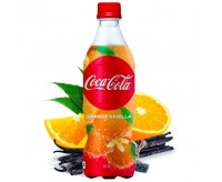 Coca-Cola Orange Vanilla (500ml)