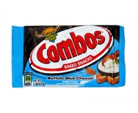 Combos Baked Snacks Buffalo Blue Cheese Pretzel (51g)