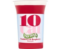 Hartley's 10 Cal Cranberry & Raspberry Jelly Pot (175g)