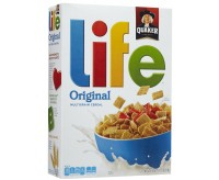 Life Original Cereal (370g) (BEST BY 17-04-2020)