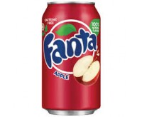 Fanta Apple (355ml)