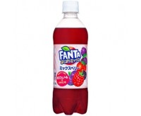 Fanta Yokubari - Mix Double Mix Berry (490ml)