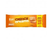 Fox's Golden Crunch Creams Cookies, Twin Pack (2x230g)