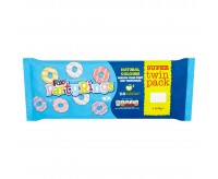 Fox's Party Rings Super Twin Pack (2x125g)