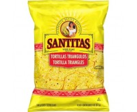 Santitas Tortilla Triangles (283g)