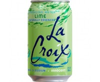 La Croix Sparkling Water, Key-Lime (355ml)