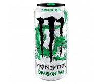 Monster Dragon Tea, Green Tea (458ml)