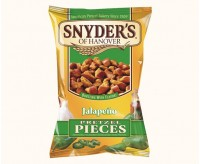 Snyder's Jalapeño Pretzel Pieces (125g) (BEST-BY DATE: 15-05-2021)