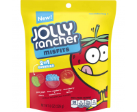 Jolly Rancher Misfits, 2-in-1 Gummies (226g)