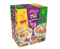 Kellogg's Tri-Fun Cereal: Froot Loops Marshmallows - Corn Pops - Apple Jacks (1,1kg)