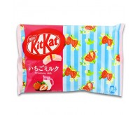 KitKat Mini Strawberry Milk, Bag (JAPAN)