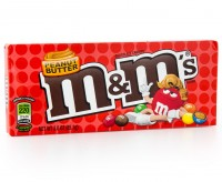 M&M's Peanut Butter Theater Box (85g)