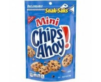 Chips Ahoy! Mini Cookies, Snak-Saks (226g)