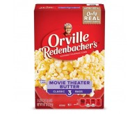 Orville Redenbacher's, Movie Theater Butter (3x Classic Bag) (279g)