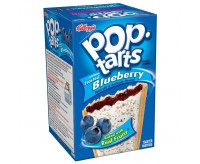 Pop-Tarts Blueberry, Frosted (416g)