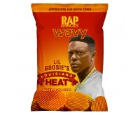 Rap Snacks Wavy, Lil Boosie's Louisiani Heat Chips (78g)