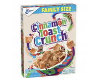 Cinnamon Toast Crunch Original, Family Size (547g)