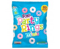 Fox's Party Rings Mini's (126g)