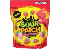 Sour Patch Strawberry Candy (283g)
