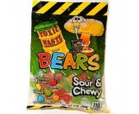 Toxic Waste Bears Sour & Chewy (142g)