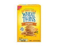 Nabisco Wheat Thins, Original (257g) (BEST-BY DATE: 10-04-2021)