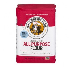 King Arthur Flour, Unbleached All-Purpose Flour (907g)
