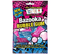 Bazooka Bubble Gum, bag (140g)