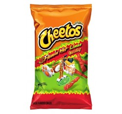 Cheetos Flamin' Hot Limon (507gr)