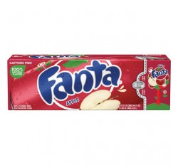 Fanta Apple, Fridgepack 12 Cans