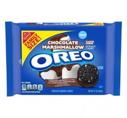Oreo Marshmallow Chocolate (482g)